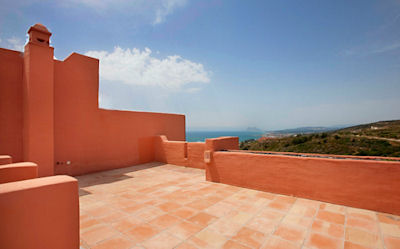 penthouse for sale costa del sol